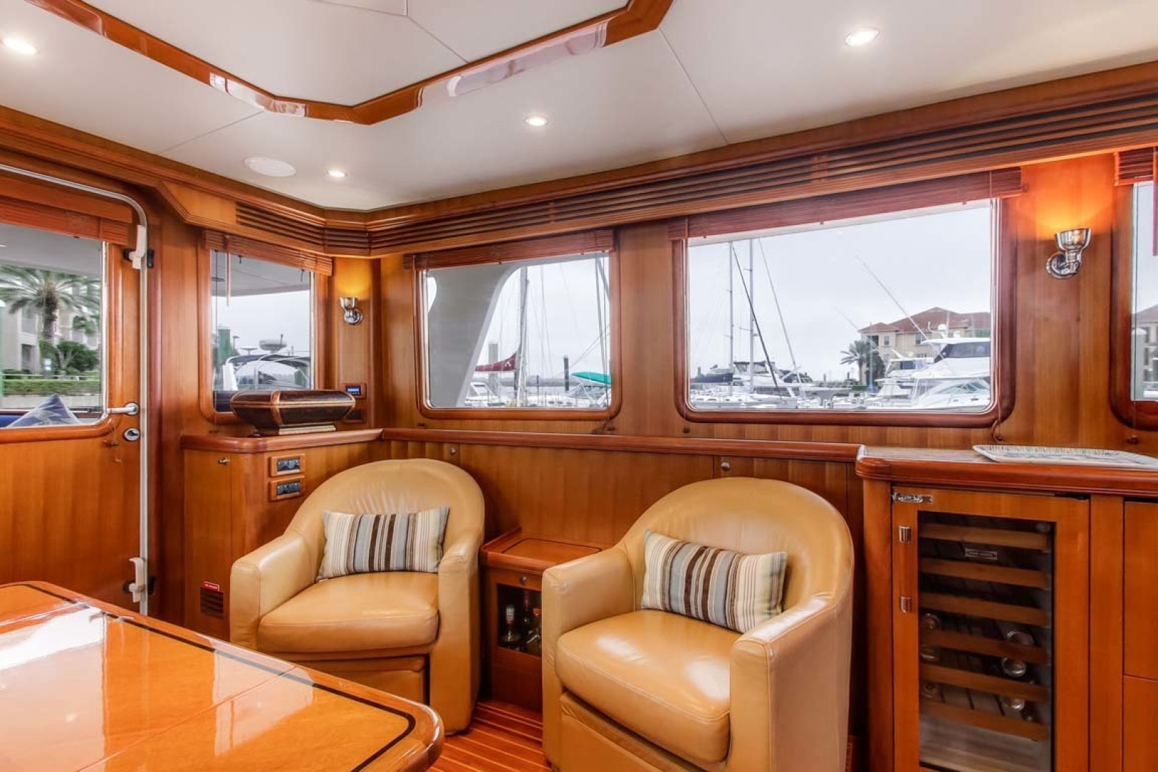 Selene-60 Ocean Trawler 2010-Gypsy Magic Jacksonville-Florida-United States-Salon-1346731 | Thumbnail