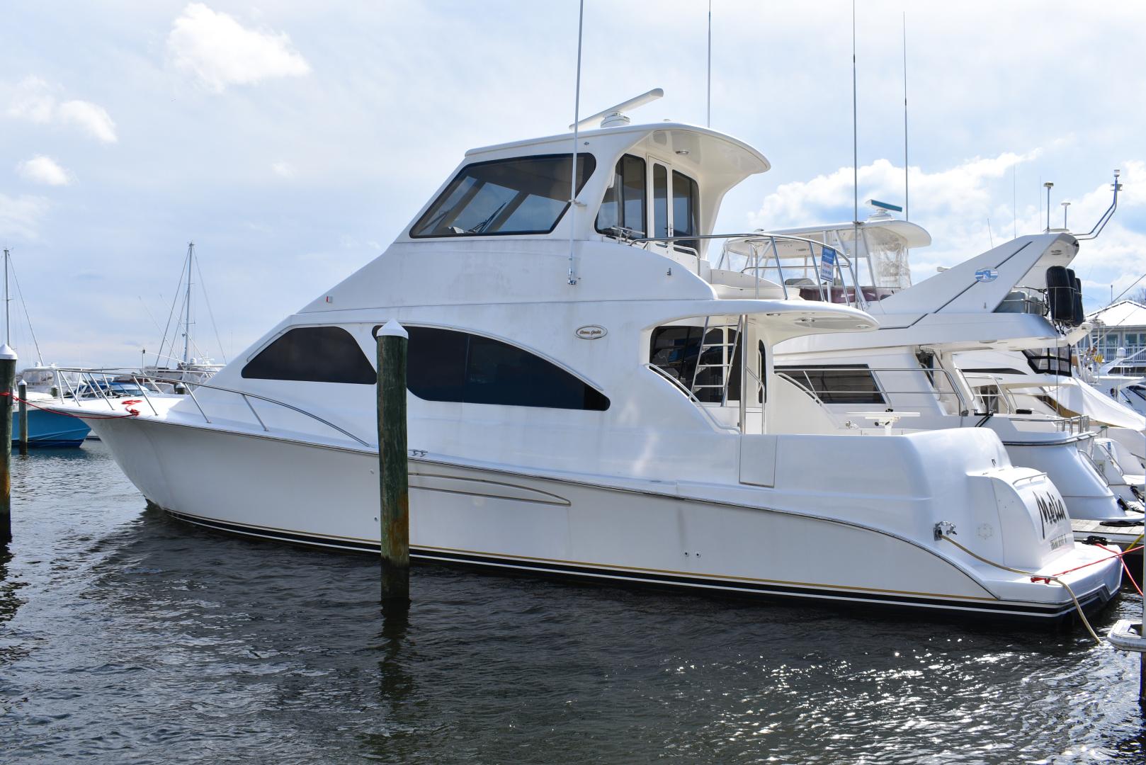 Ocean Yachts-57 Odyssey 2004-Melia Hampton-Virginia-United States-1346933 | Thumbnail