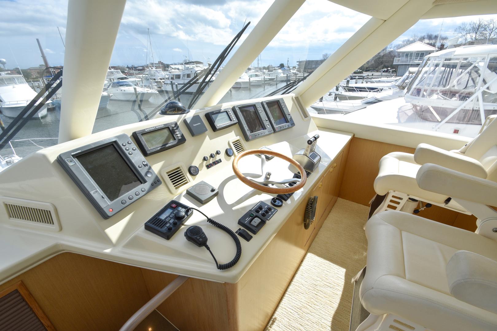 Ocean Yachts-57 Odyssey 2004-Melia Hampton-Virginia-United States-1346922 | Thumbnail