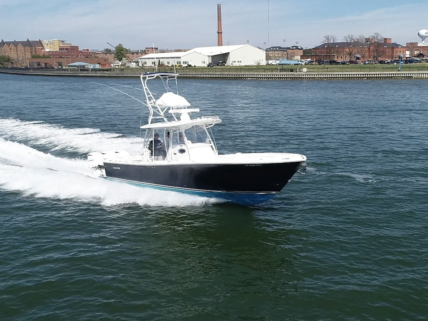 Picture Of: 33' Regulator 34CC 2017 Yacht For Sale | 2 of 21