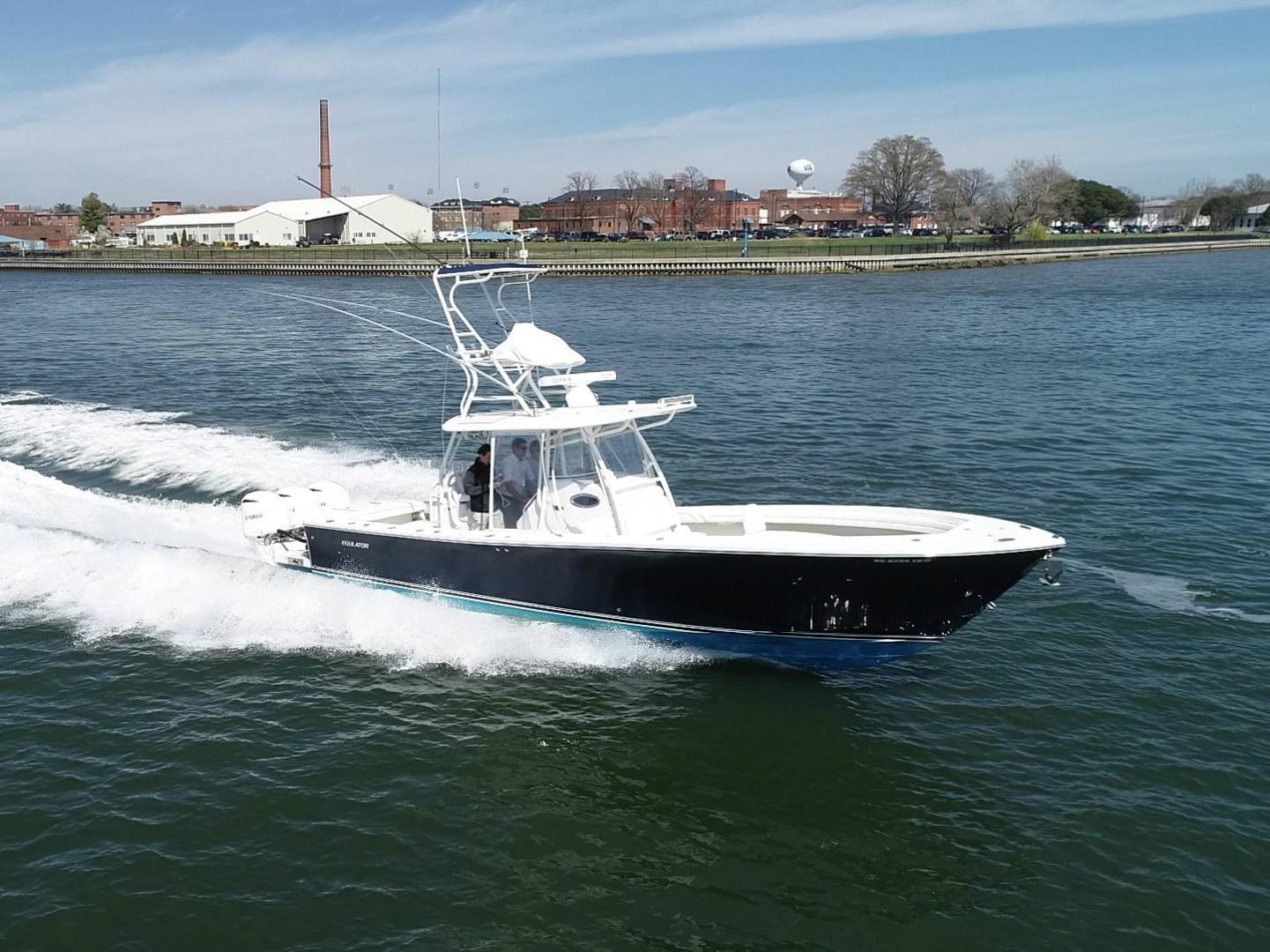 Regulator-34CC 2017 -Outer Banks-North Carolina-United States-1361809   Thumbnail
