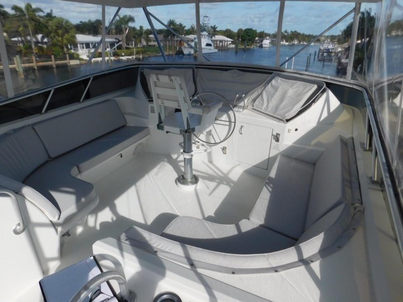 Hatteras-Sportfish 1990-Spindrift North Palm Beach-Florida-United States-Bridge-1420005 | Thumbnail