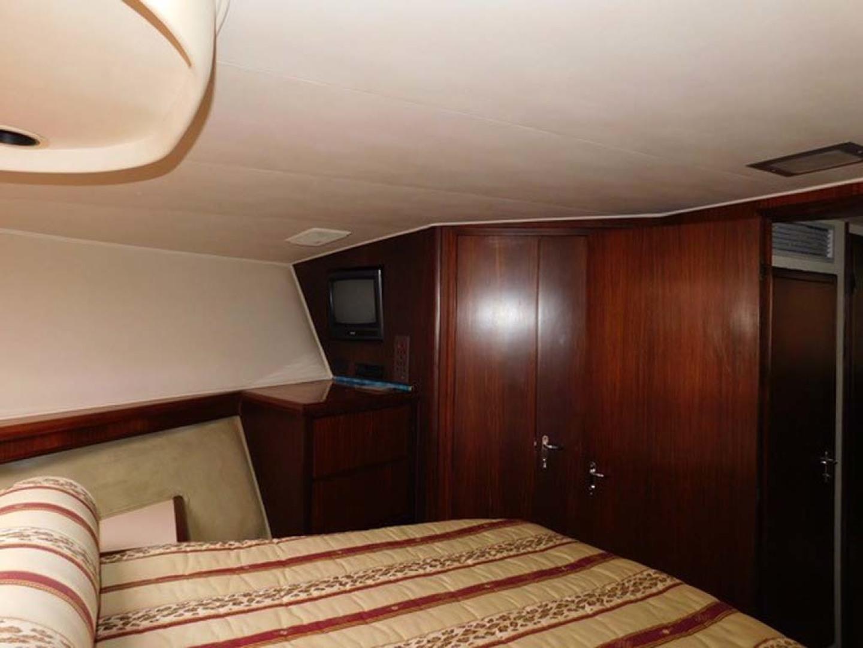 Hatteras-Sportfish 1990-Spindrift North Palm Beach-Florida-United States Starboard Side Master-1420035 | Thumbnail