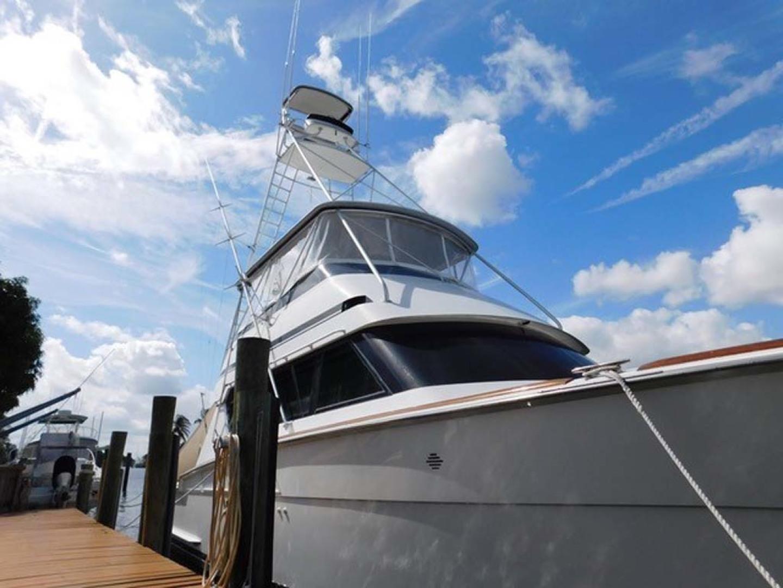 Hatteras-Sportfish 1990-Spindrift North Palm Beach-Florida-United States Starboard-1419994 | Thumbnail