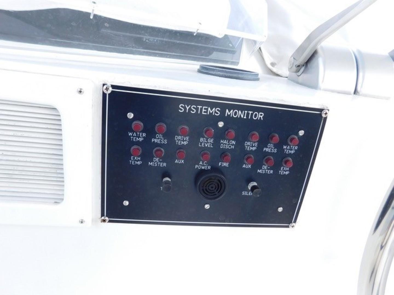 Hatteras-Sportfish 1990-Spindrift North Palm Beach-Florida-United States System Monitor-1420003 | Thumbnail