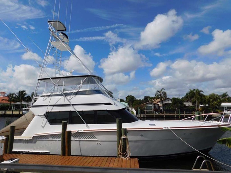 Hatteras-Sportfish 1990-Spindrift North Palm Beach-Florida-United States-Starboard-1419993 | Thumbnail