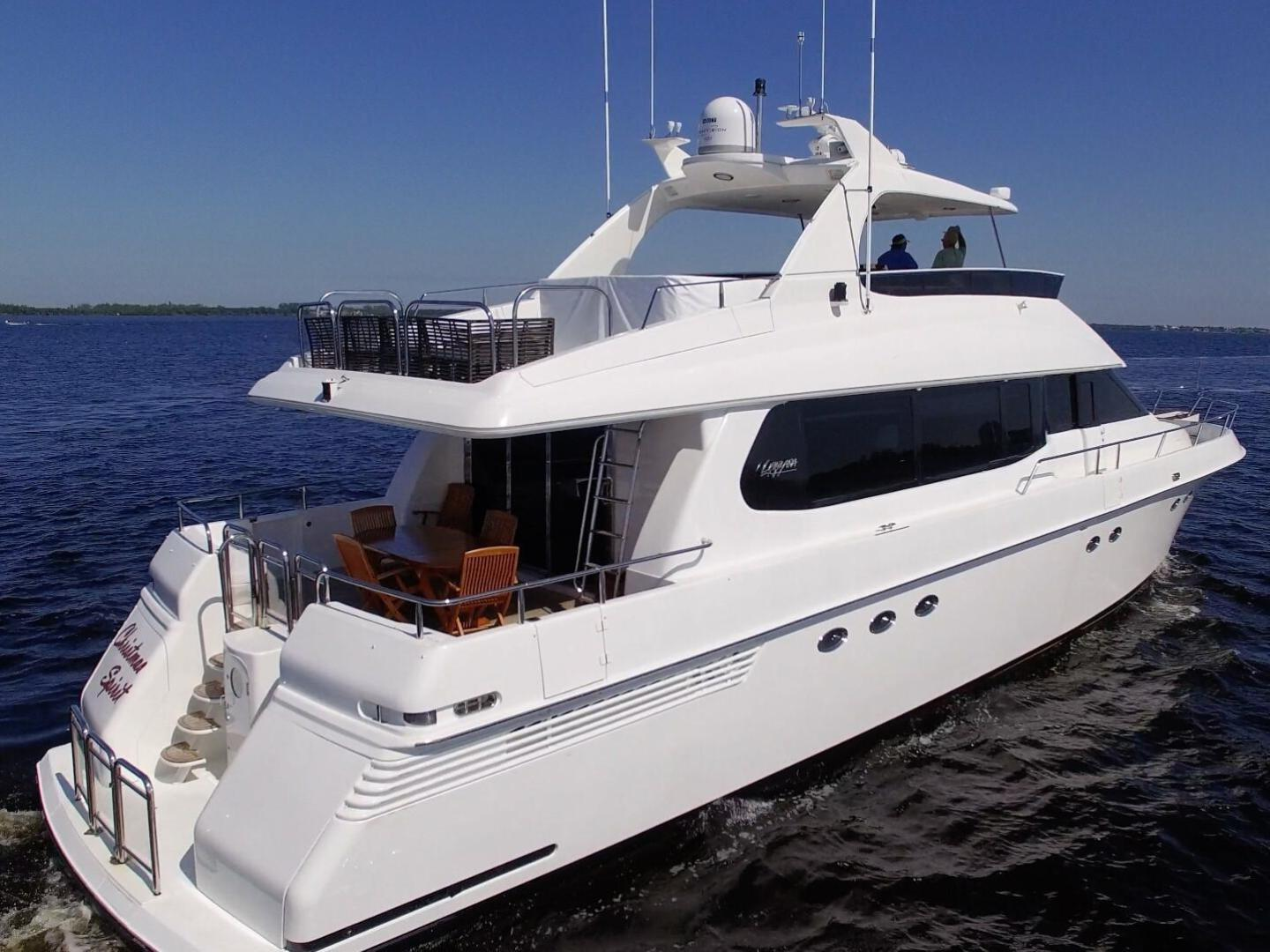Picture Of: 76' Lazzara 76 GRAND SALON 1995 Yacht For Sale | 2 of 117