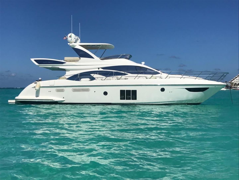 Azimut-60 Flybridge 2012-Freedom Cancun-Mexico-1347837   Thumbnail