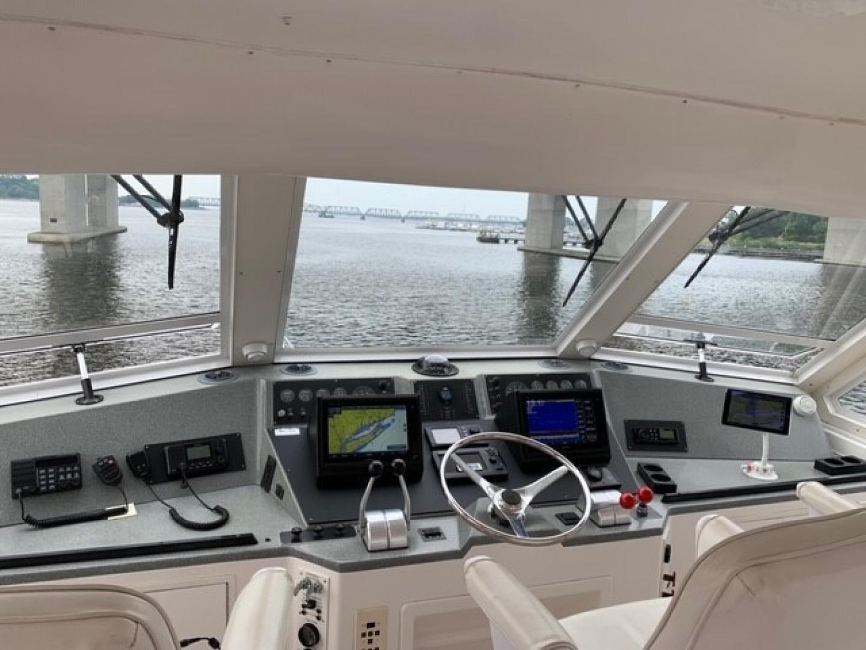 Viking-60 Cockpit Sports Yacht 1998-20/20 New Rochelle-New York-United States-1348049 | Thumbnail