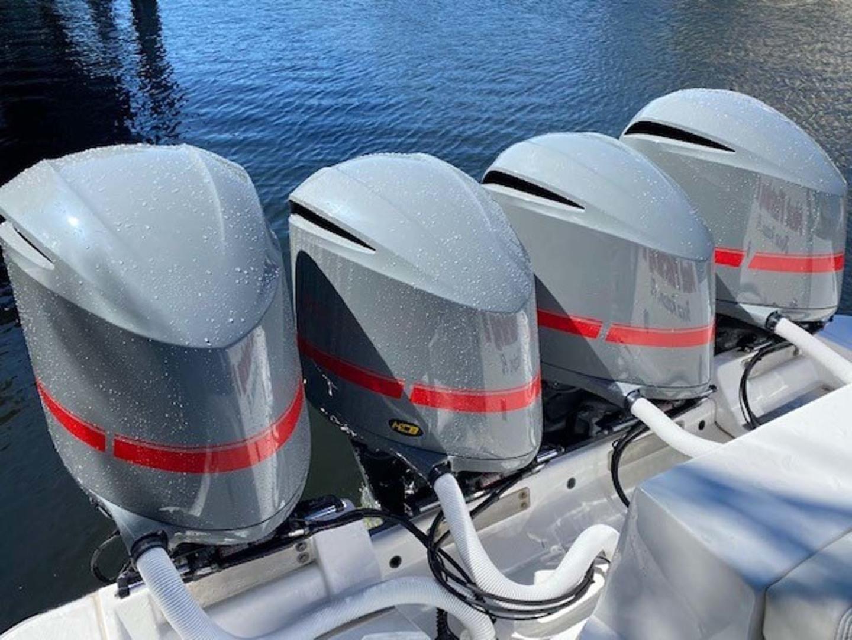 Hydra-Sports-Siesta Edition HCB 2019-Not Fishing II Boca Raton-Florida-United States-Engines-1348462   Thumbnail