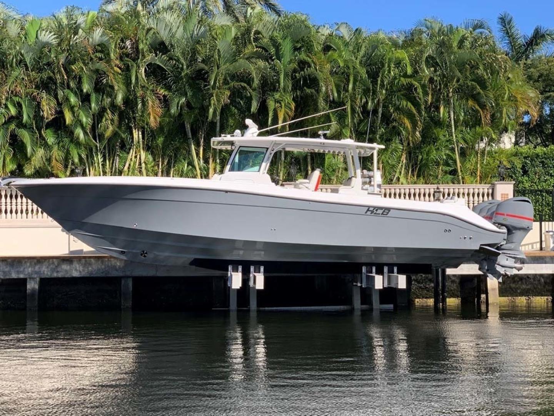 Hydra-Sports-Siesta Edition HCB 2019-Not Fishing II Boca Raton-Florida-United States-Main Profile On Lift-1348433   Thumbnail