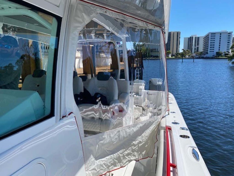 Hydra-Sports-Siesta Edition HCB 2019-Not Fishing II Boca Raton-Florida-United States-Removable Eisenglass Side Wings-1348443   Thumbnail