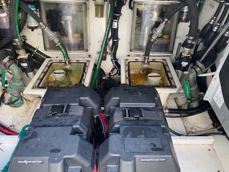 Hydra-Sports-Siesta Edition HCB 2019-Not Fishing II Boca Raton-Florida-United States-Batteries-1348459   Thumbnail
