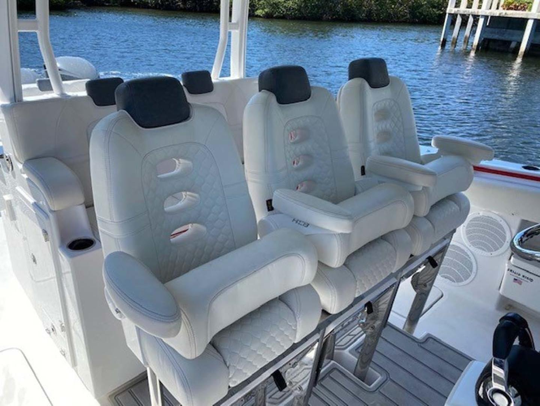 Hydra-Sports-Siesta Edition HCB 2019-Not Fishing II Boca Raton-Florida-United States-Helm Seat-1348447   Thumbnail