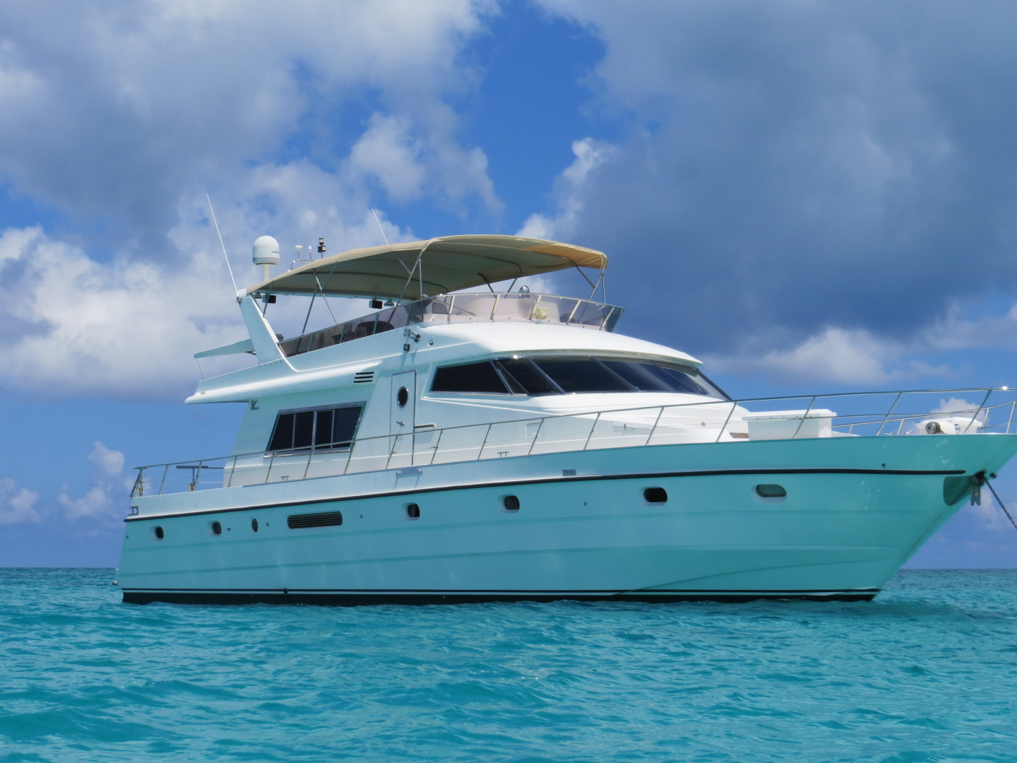 Picture Of: 72' Vitech 72 Motor Yacht 1994 Yacht For Sale | 1 of 44