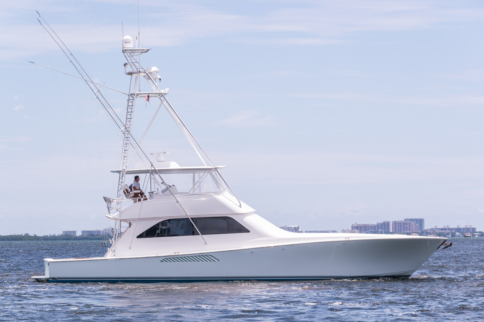 Picture Of: 61' Viking Convertible 2003 Yacht For Sale | 1 of 29