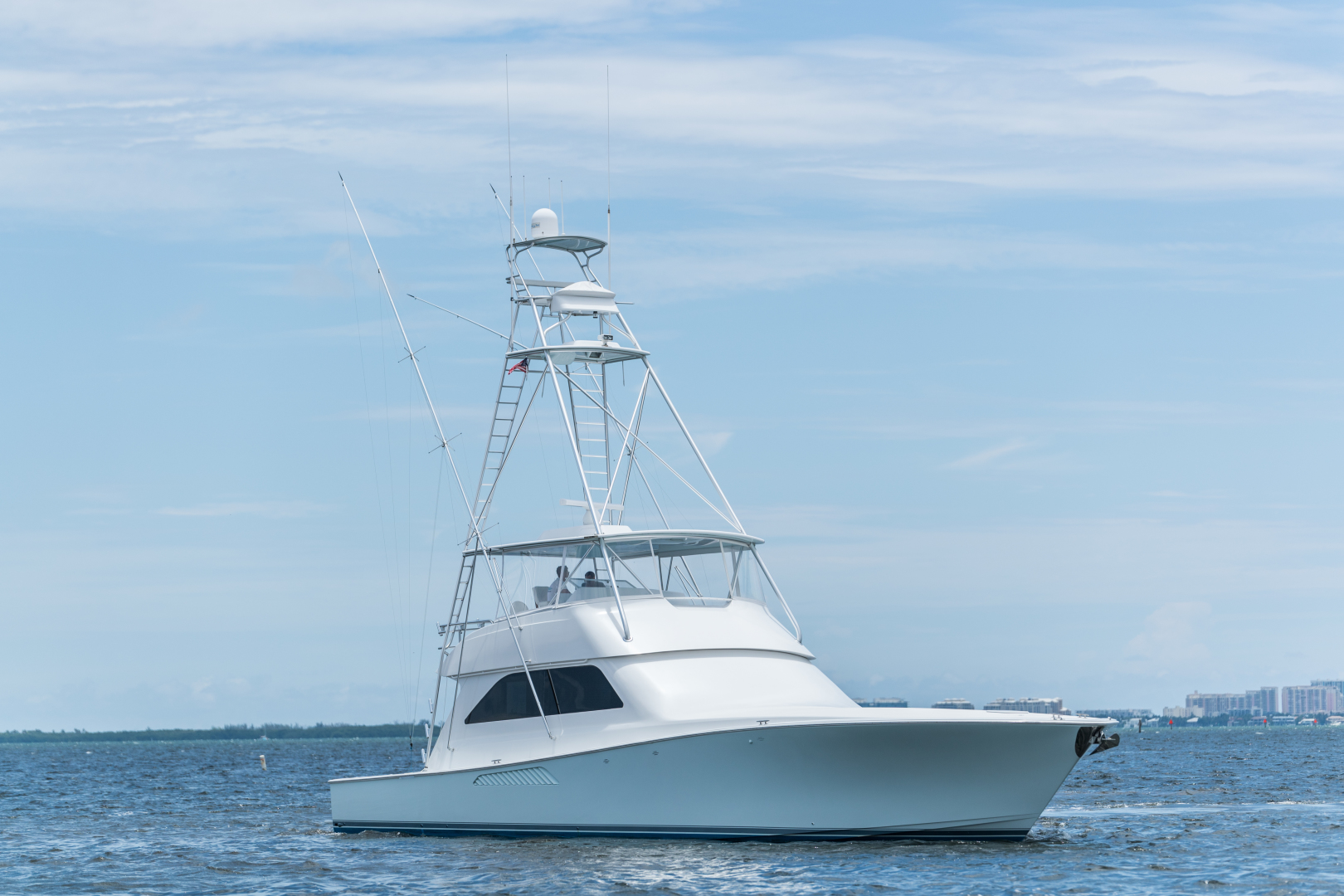 Picture Of: 61' Viking Convertible 2003 Yacht For Sale | 2 of 29