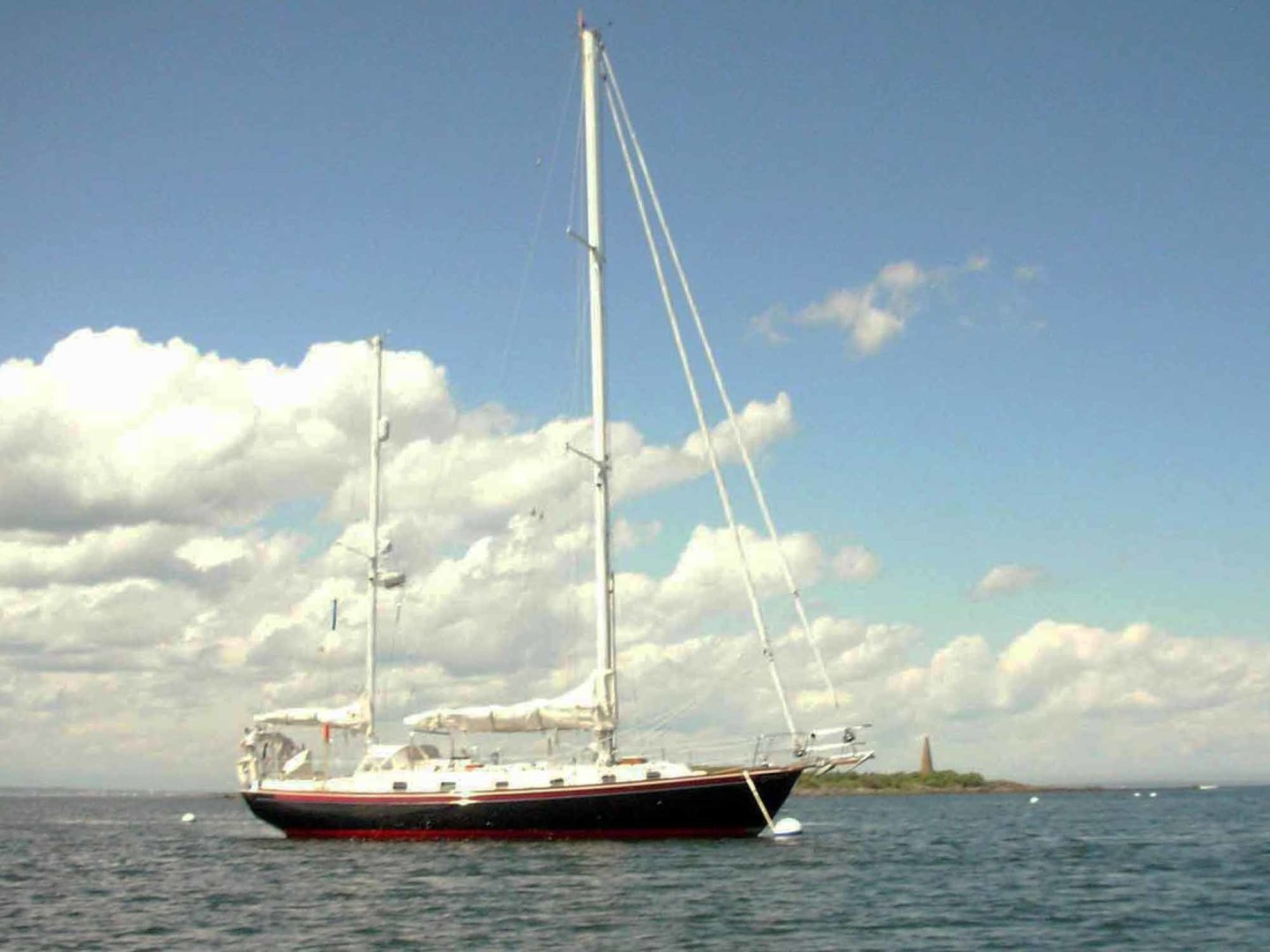Picture Of: 43' Shannon 43 1999 Yacht For Sale   2 of 54