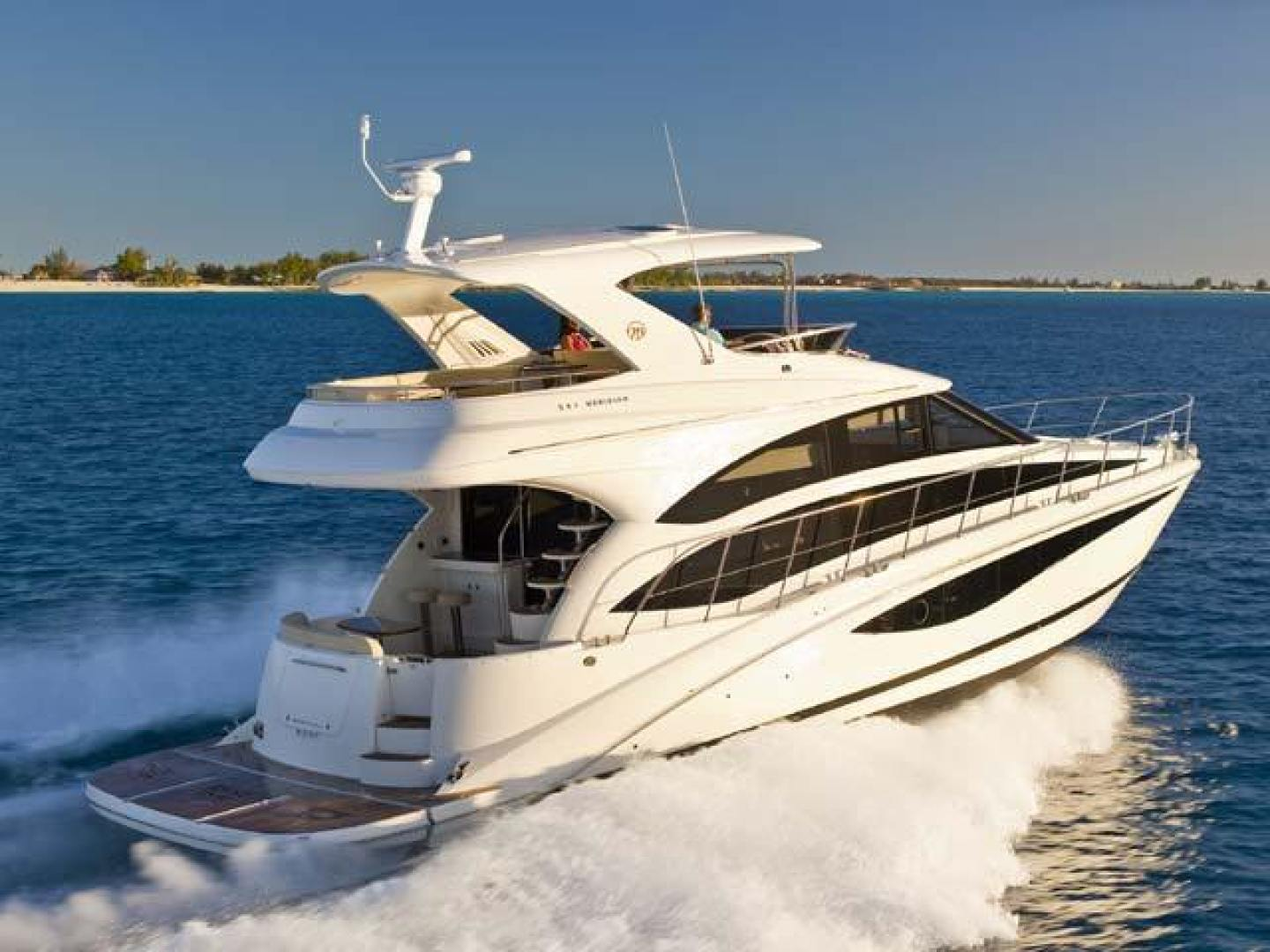 Picture Of: 54' Meridian 541 Sedan 2012 Yacht For Sale | 1 of 1