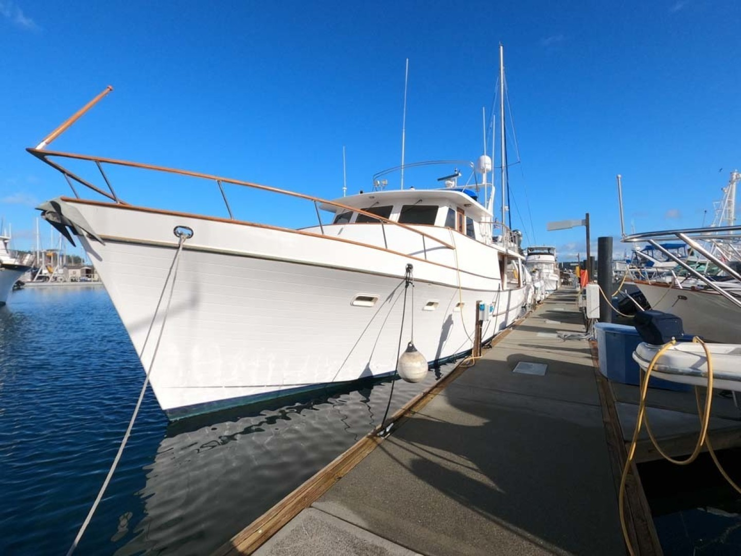 Picture Of: 55' Ocean Alexander MK I 1980 Yacht For Sale | 1 of 30