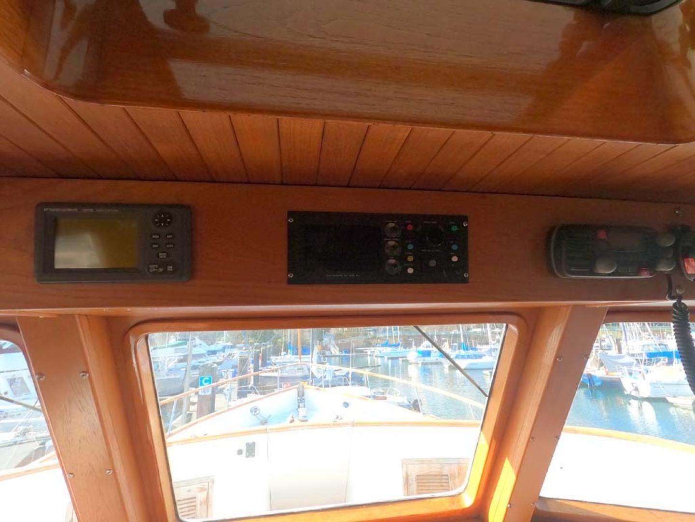 Ocean Alexander-MK I 1980-El Pescador Sequim-Washington-United States-Autopilot-1350031 | Thumbnail