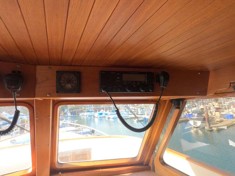Ocean Alexander-MK I 1980-El Pescador Sequim-Washington-United States-Overhead Electronics-1350032 | Thumbnail