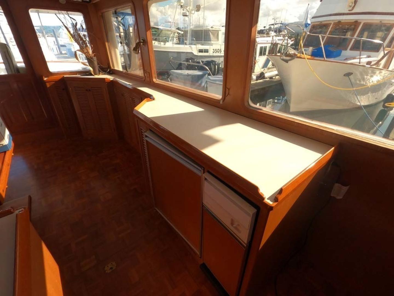 Ocean Alexander-MK I 1980-El Pescador Sequim-Washington-United States-Main Cabin-1350022 | Thumbnail