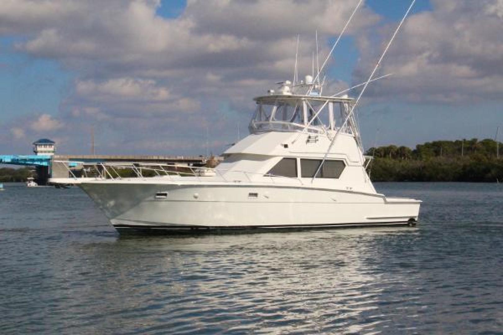 48' Hatteras Sportfish