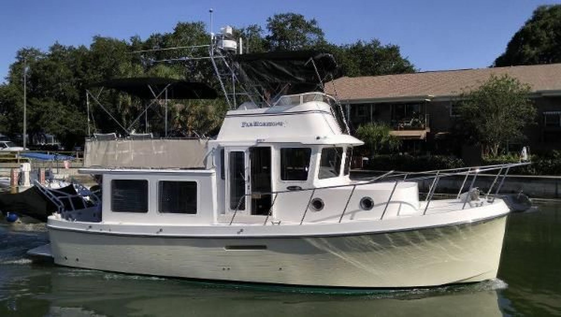 Picture Of: 38' American Tug 2009 Yacht For Sale | 1 of 1