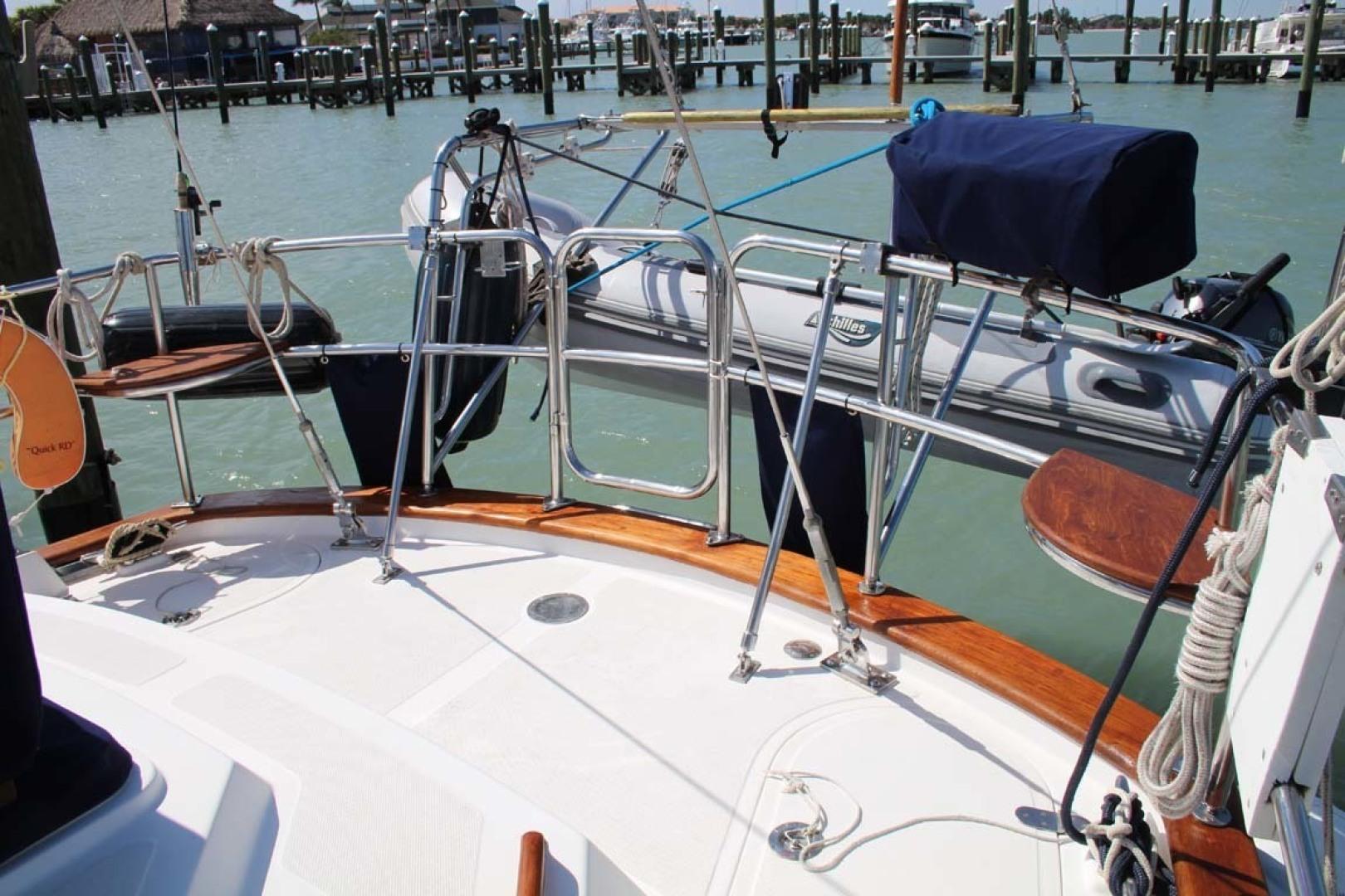 Tayana-48 1995-Lady Jennili Cape Canaveral-Florida-United States-Deck Aft-1350699 | Thumbnail