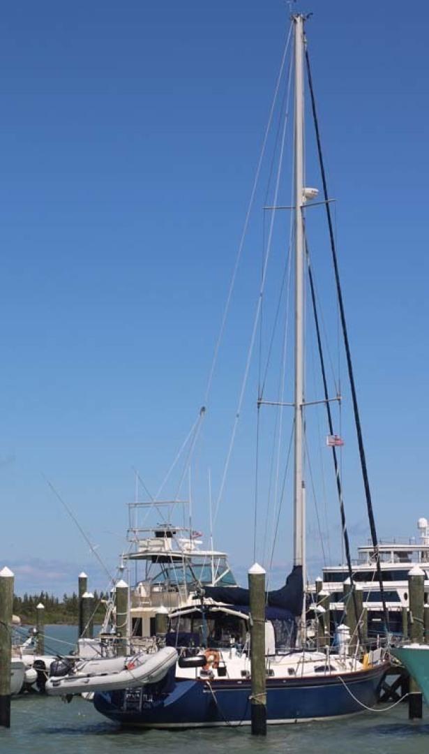 Tayana-48 1995-Lady Jennili Cape Canaveral-Florida-United States-Full Starboard-1350704 | Thumbnail
