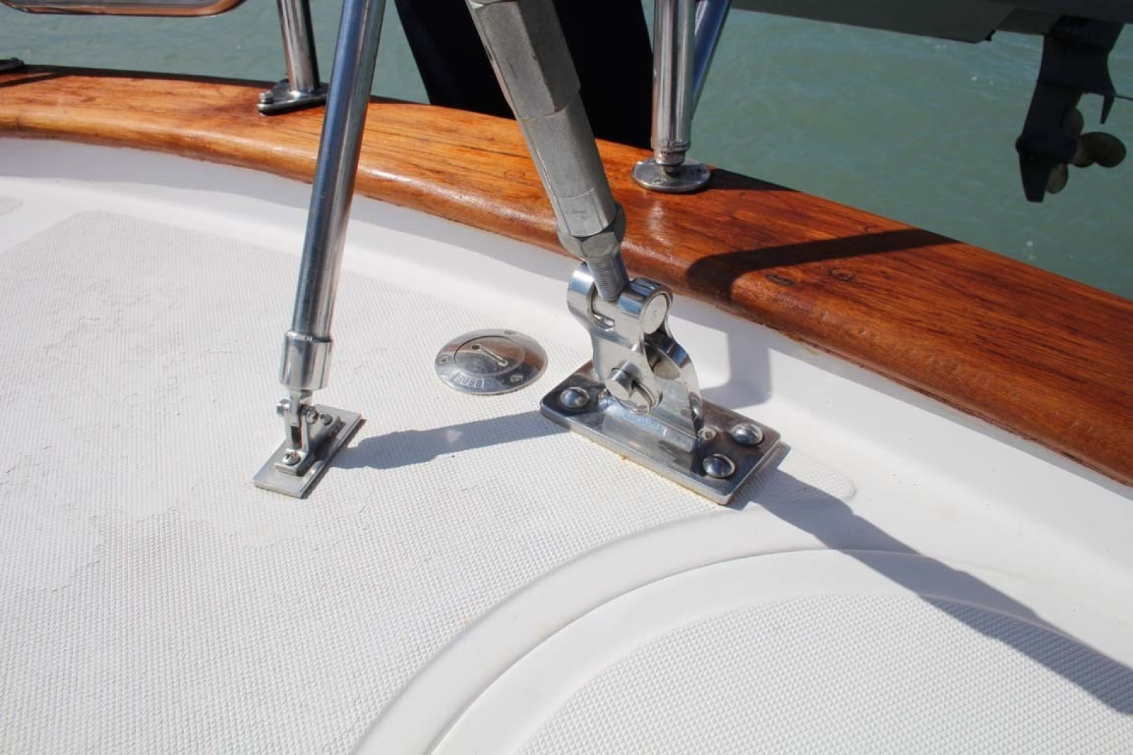 Tayana-48 1995-Lady Jennili Cape Canaveral-Florida-United States-Deck Standing Rigging-1350683 | Thumbnail