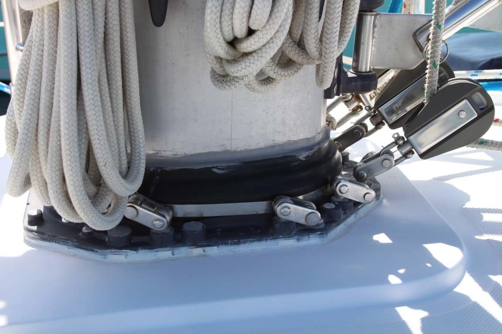 Tayana-48 1995-Lady Jennili Cape Canaveral-Florida-United States-Deck Mast Seal-1350681 | Thumbnail