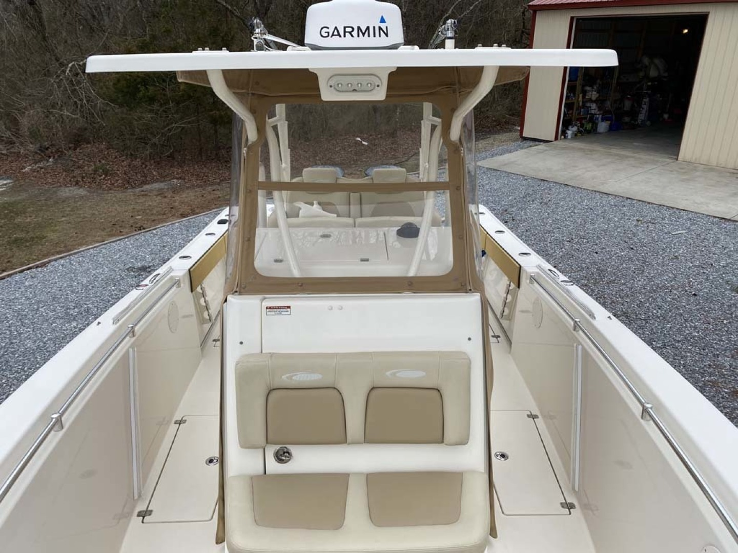 Cobia-296 2014 -Cape May-New Jersey-United States-CC Forward Seat-1350751 | Thumbnail