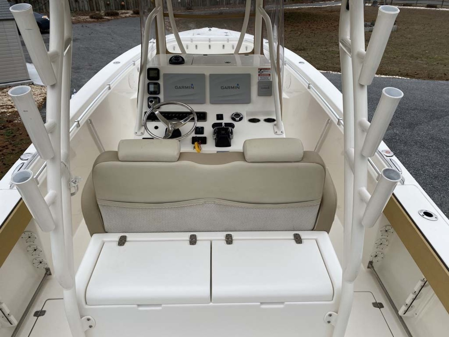 Cobia-296 2014 -Cape May-New Jersey-United States-Helm Station-1350762 | Thumbnail