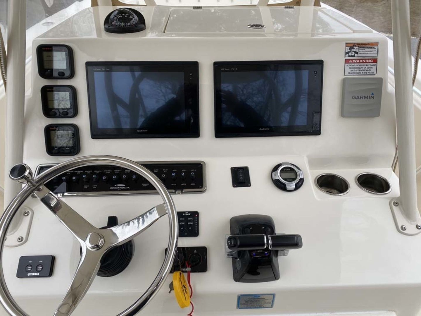 Cobia-296 2014 -Cape May-New Jersey-United States-Helm-1350755 | Thumbnail
