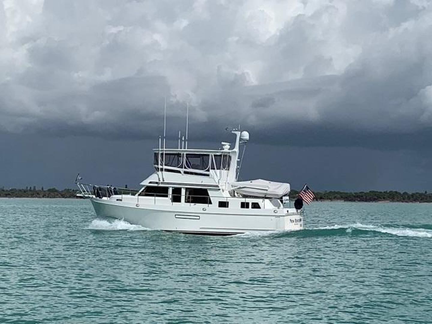Picture Of: 42' Ocean Alexander 423 Classico 2003 Yacht For Sale | 1 of 63
