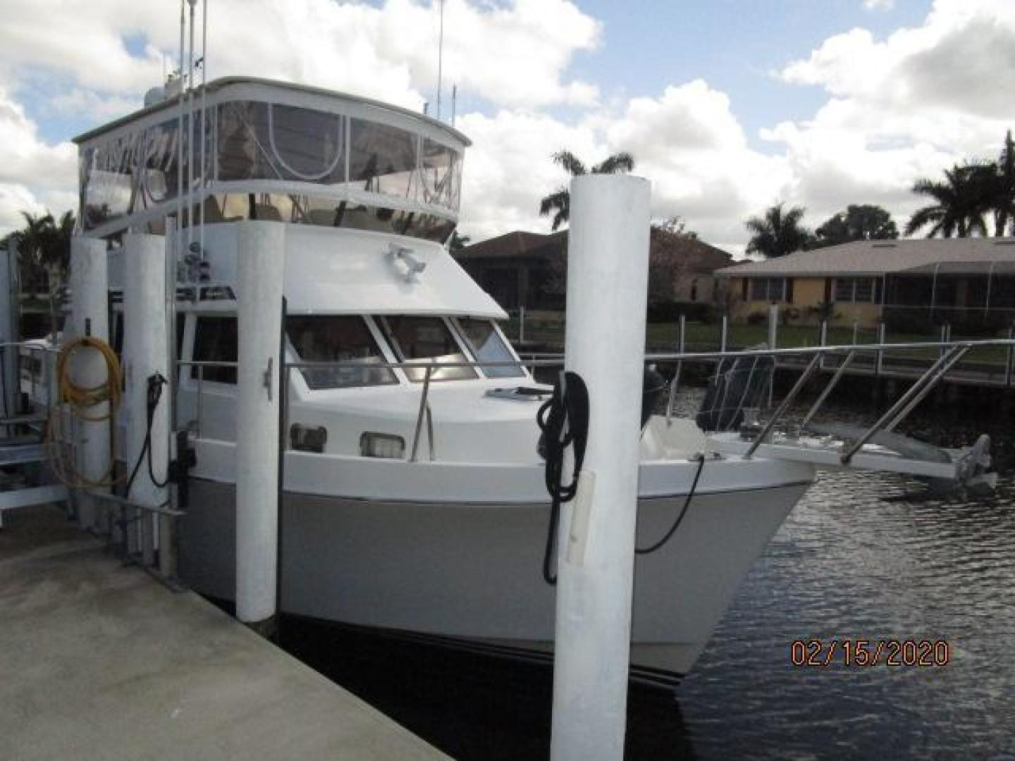 Picture Of: 42' Ocean Alexander 423 Classico 2003 Yacht For Sale | 2 of 63