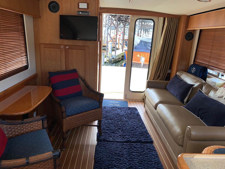 Mainship-Trawler 2007-LITTLE RED Seattle-Washington-United States-Salon to aft-1353750 | Thumbnail