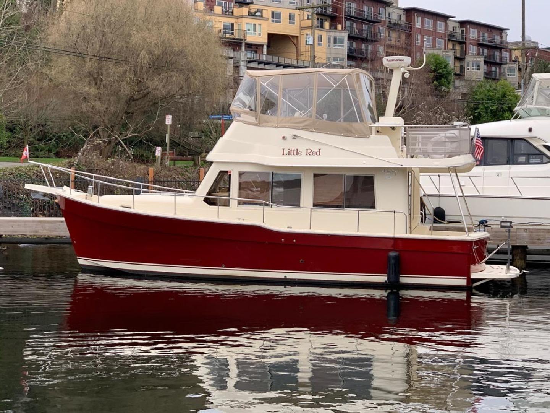 Mainship-Trawler 2007-LITTLE RED Seattle-Washington-United States-LITTLE RED  Mainship 34-1351987 | Thumbnail