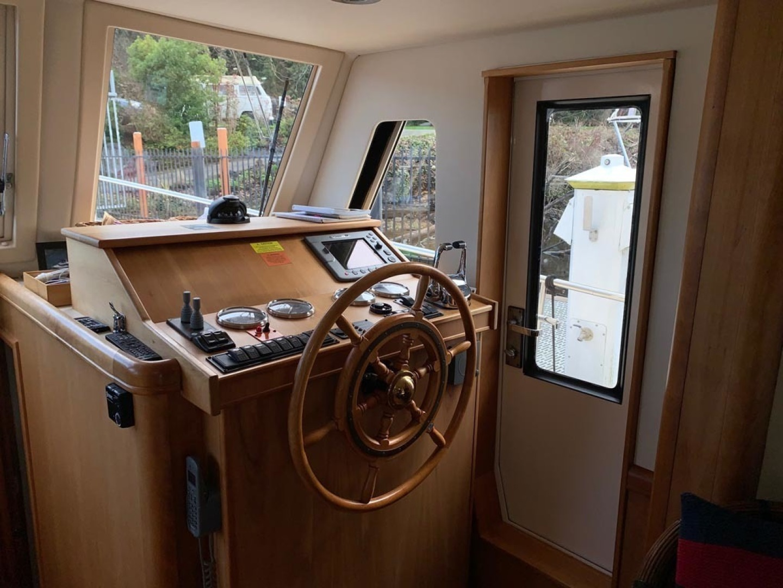 Mainship-Trawler 2007-LITTLE RED Seattle-Washington-United States-Lower Helm-1352028 | Thumbnail
