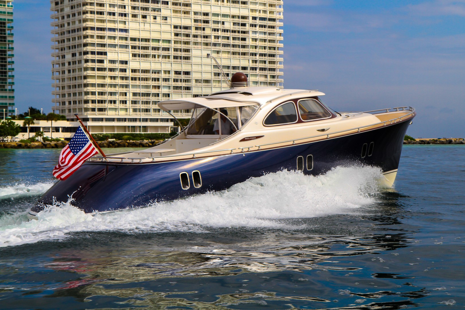 Picture Of: 44' Zeelander Z44 2014 Yacht For Sale | 1 of 6