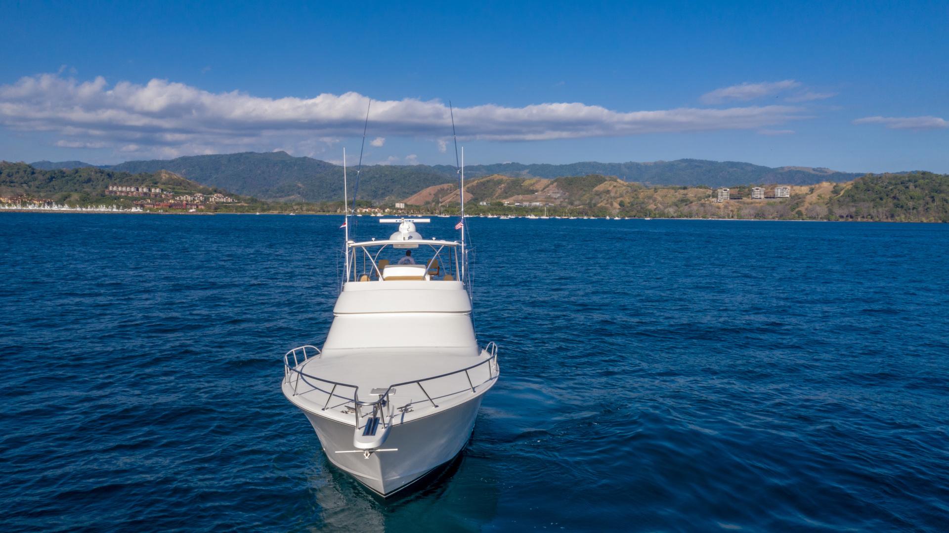 Viking-62 Convertible 2014-Mixer Playa Herradura, Los Suenos,-Costa Rica-2014 Viking 62 Convertible  Bow Profile-1356268 | Thumbnail
