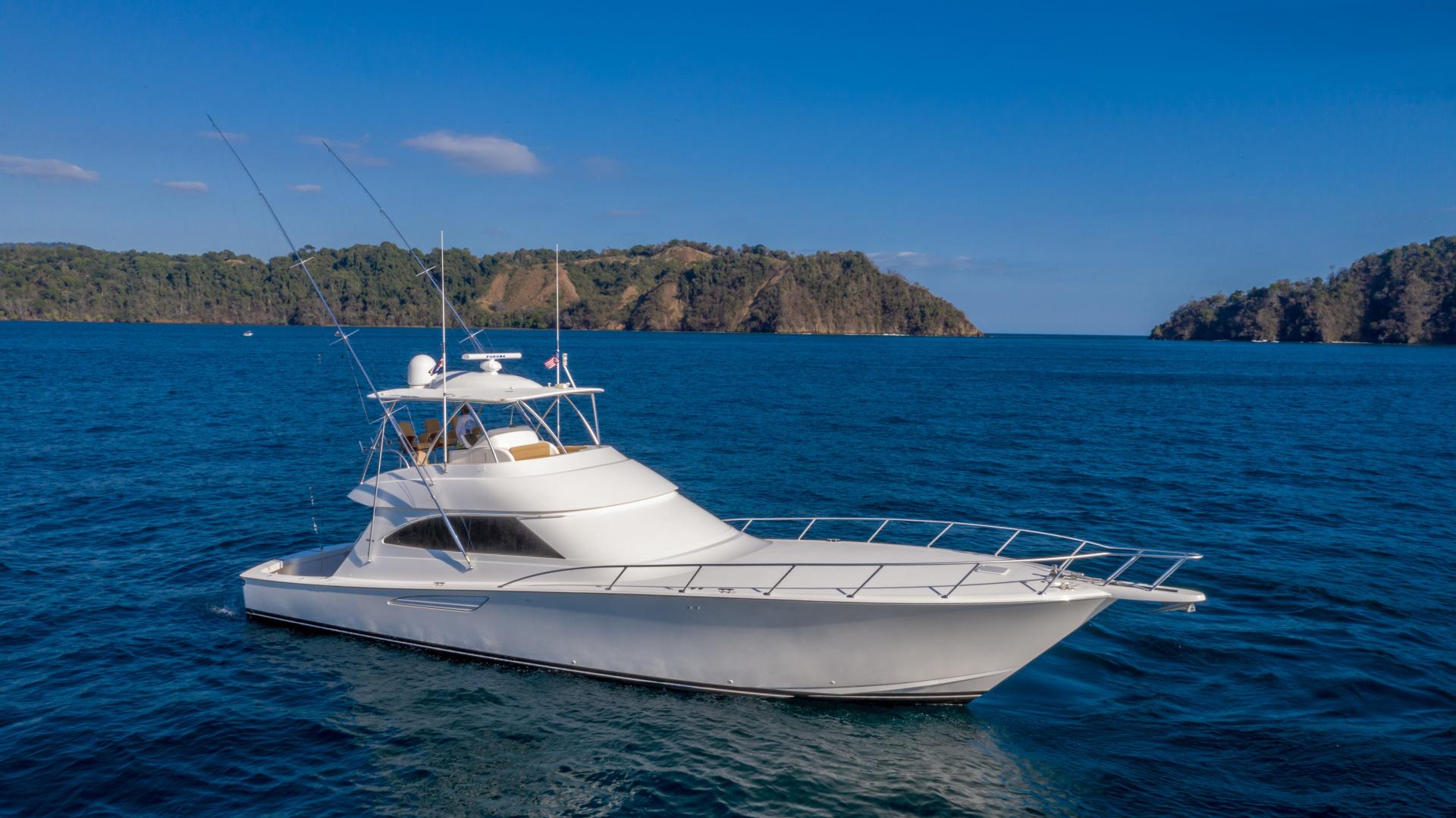 Viking-62 Convertible 2014-Mixer Playa Herradura, Los Suenos,-Costa Rica-2014 Viking 62 Convertible  Starboard Profile-1356266 | Thumbnail