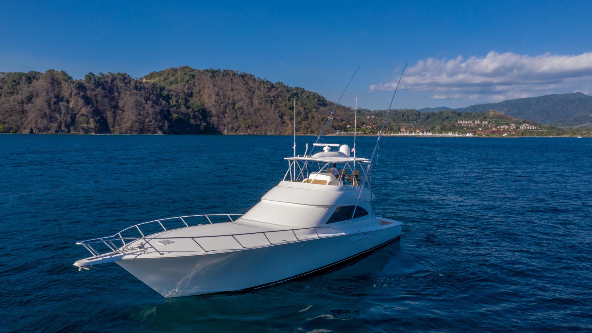 Viking-62 Convertible 2014-Mixer Playa Herradura, Los Suenos,-Costa Rica-2014 Viking 62 Convertible  Port Profile-1356269 | Thumbnail