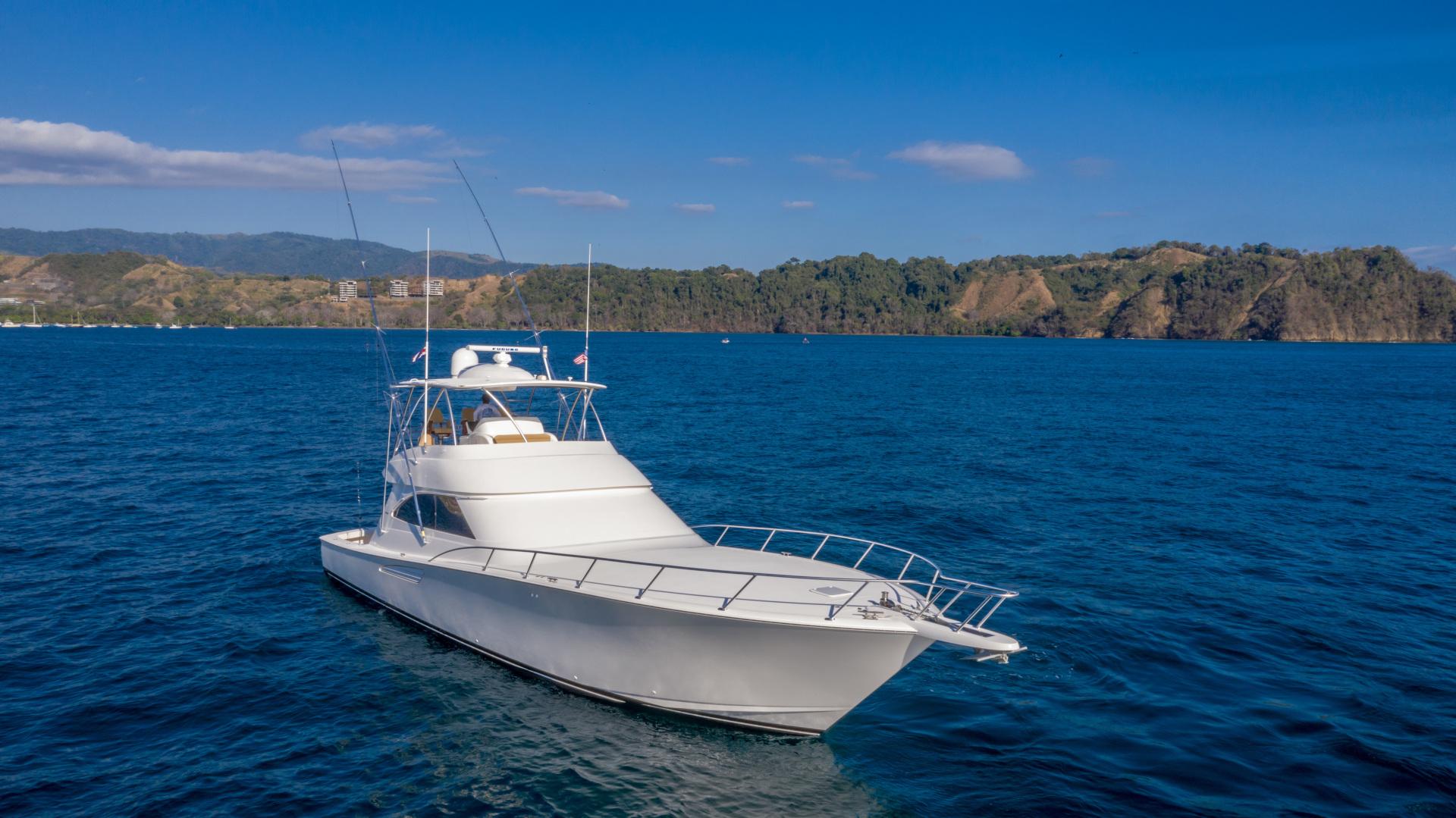 Viking-62 Convertible 2014-Mixer Playa Herradura, Los Suenos,-Costa Rica-2014 Viking 62 Convertible  Starboard Profile-1356267 | Thumbnail