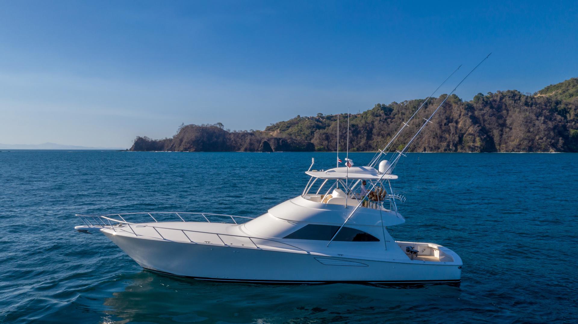 Viking-62 Convertible 2014-Mixer Playa Herradura, Los Suenos,-Costa Rica-2014 Viking 62 Convertible  Port Profile-1356271 | Thumbnail