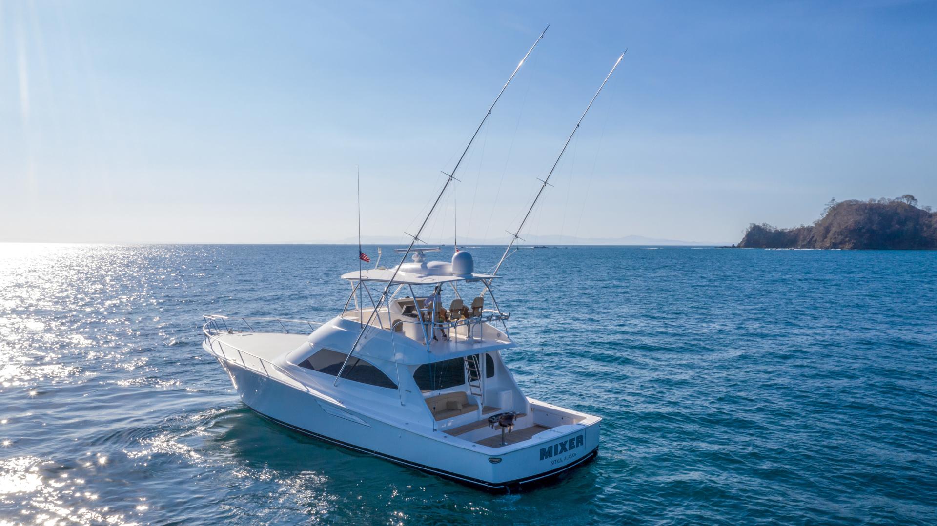 Viking-62 Convertible 2014-Mixer Playa Herradura, Los Suenos,-Costa Rica-2014 Viking 62 Convertible  Port Profile-1356273 | Thumbnail