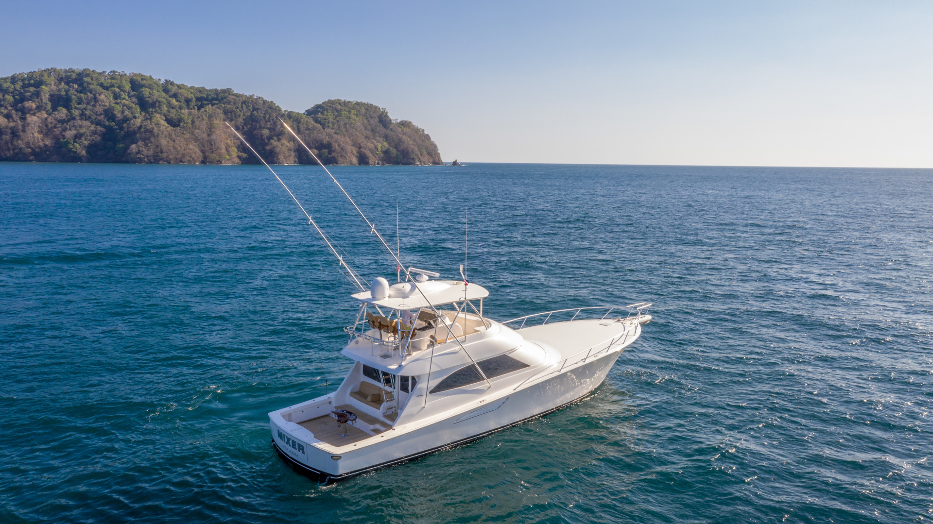 Viking-62 Convertible 2014-Mixer Playa Herradura, Los Suenos,-Costa Rica-2014 Viking 62 Convertible  Starboard Profile-1356264 | Thumbnail