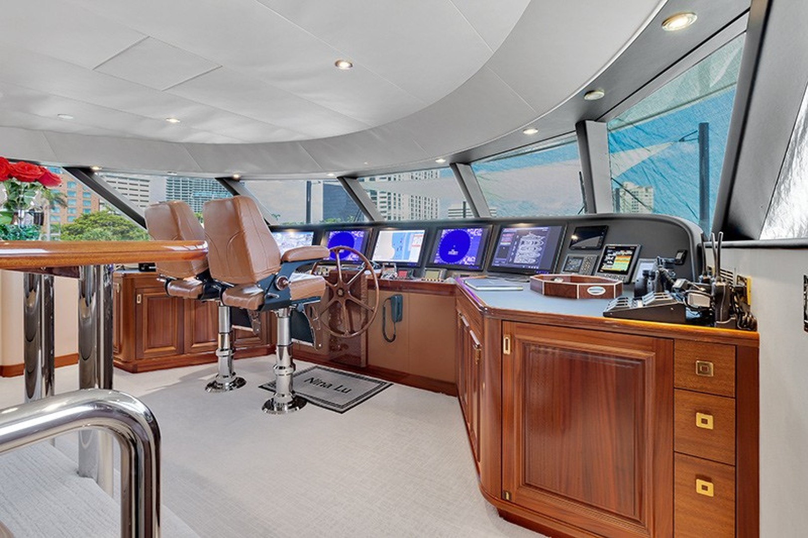 Westport-Westport 40 meter 2011-NINA LU Miami-Florida-United States-1644735 | Thumbnail